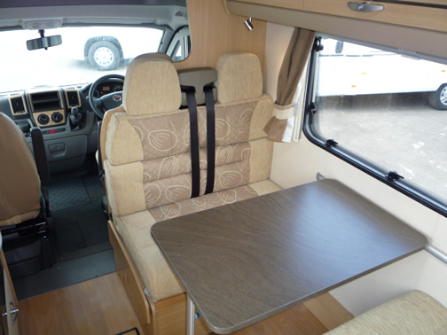 Wonderful The Bessacarr E495 Offers Everything That A Family Needs In A